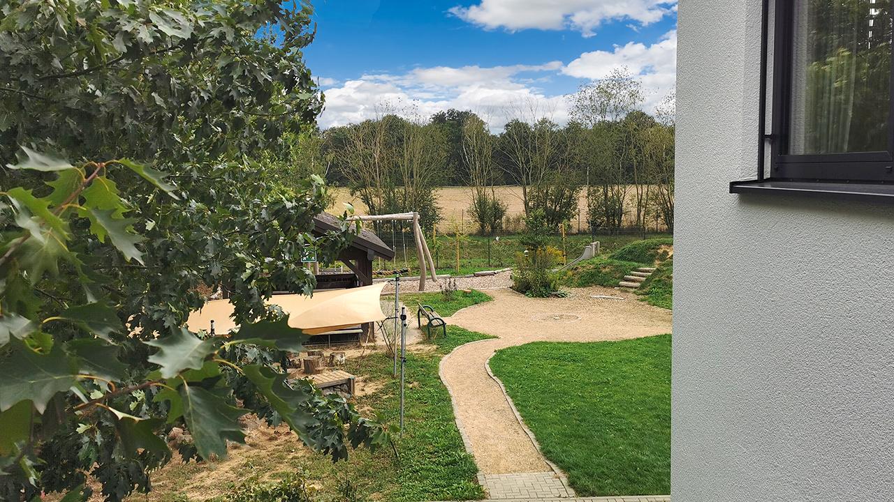 """Montessori Kinderhaus """"Sonnenstrahl"""" e. V. - Garten"""
